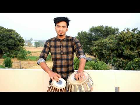 Daaru Badnaam   (Tabla Cover)    Deepak Kandpal  