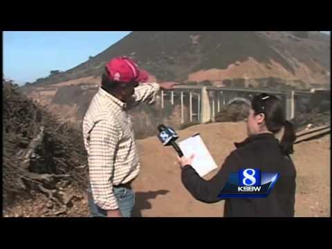 Is Big Sur's Bixby Bridge safe enough?