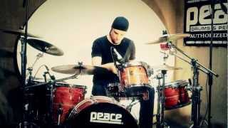 Igor Chi1i - 3+1 простая, но эффектная фишка (8 эпизод, drum lessons)