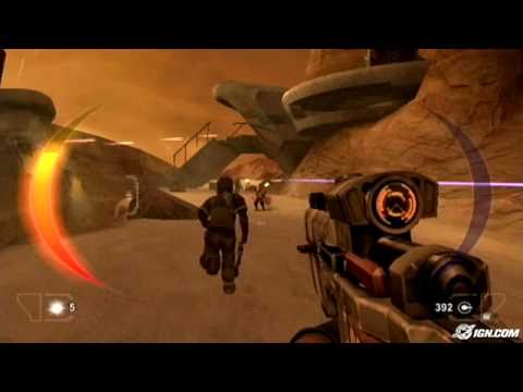 timesplitters future perfect 2005 ign gameplay vault