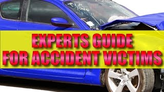 Personal Injury Lawyer: A free expert guide for car accident victims