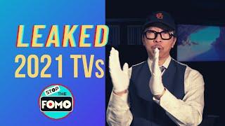 LEAKED 2021 TVs Samsung Neo QLED, LG C1 OLED, QNED, Dual Cell, EL-QD