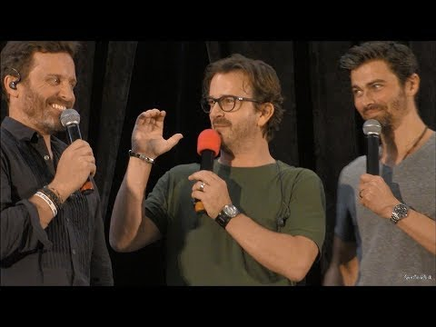 SpnPitt Matt Cohen Richard Speight Jr  Rob Benedict FULL Panel 2017 Supernatural