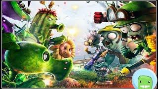 Растения против Зомби PS4 #1 Multiplayer Plants vs Zombies: Garden Warfare HD 1080p