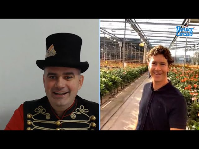 Flower Circus Talks: Reinier Zuidgeest - Florein