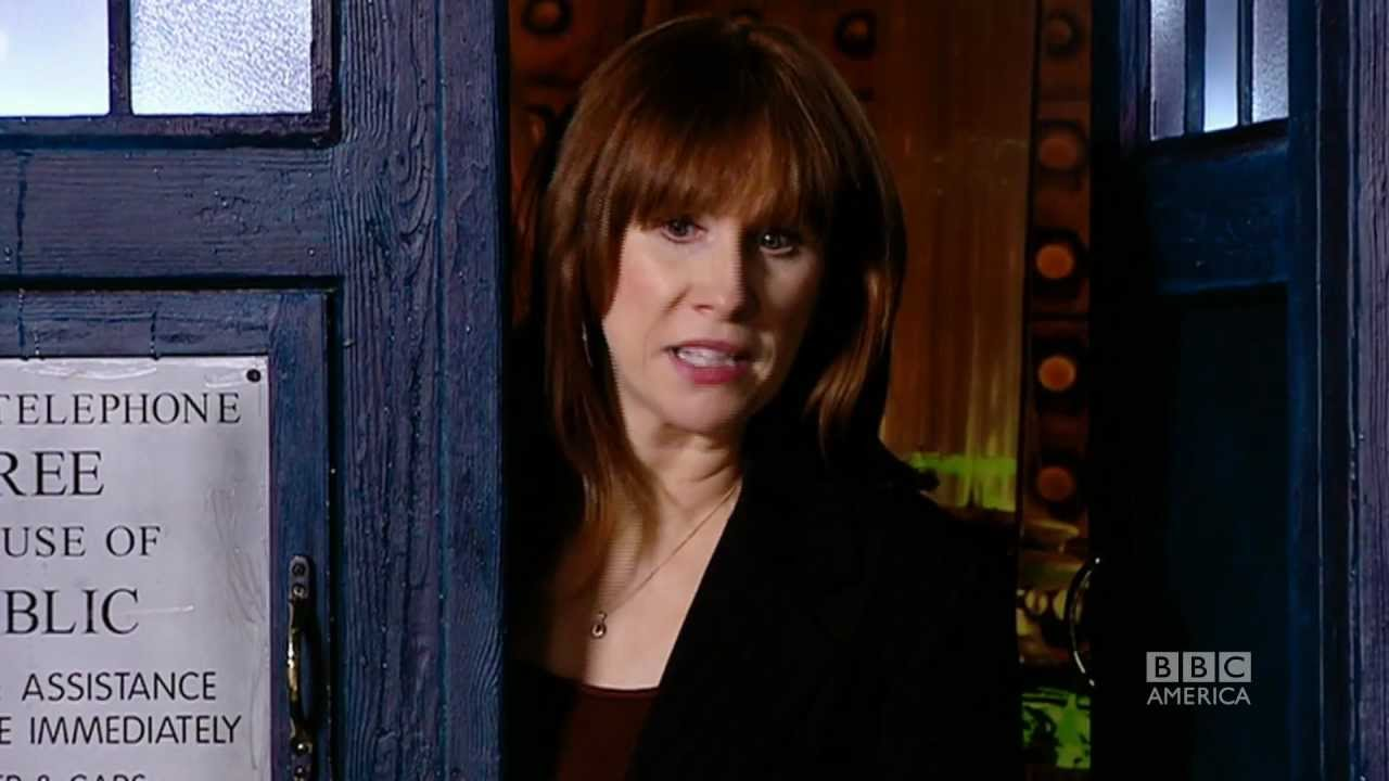 WOMEN OF DOCTOR WHO Donna Noble NEW Special Aug 11 BBC America - YouTube