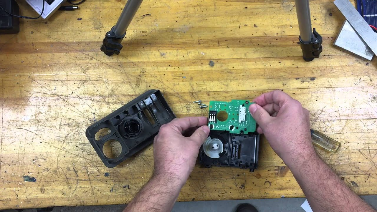 Fuse Box 2002 Chrysler Voyager Electrical Wiring Diagrams Town And Country Headlight Switch Teardown Youtube 2009 Ram 1500