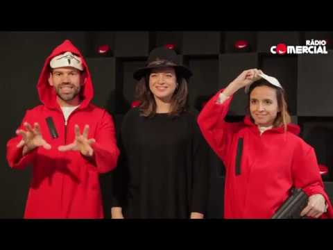Rádio Comercial - Cecília Krull no Já se Faz Tarde