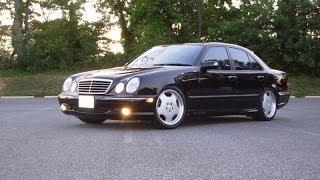 Mercedes E W210 1996 - Секонд Тест