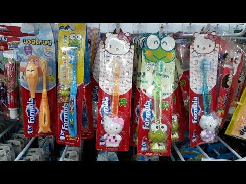 Beli Sikat Gigi Baru Dapet Hadiah Mainan Hello Kitty Lucu 💖 Pasta Gigi Dee Dee Pokemon