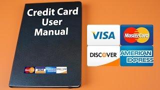 Credit Card User Manual BeatTheBush