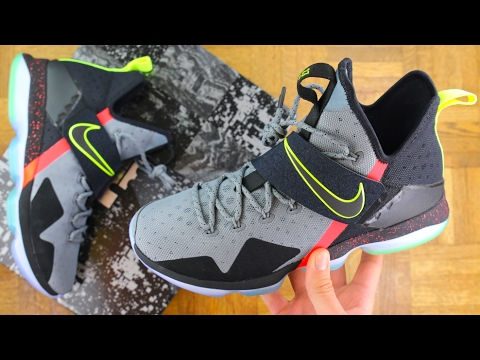 45979f94b6cd6 NIKE LEBRON 14 PERFORMANCE OVERVIEW - MY INITIAL THOUGHTS! - YouTube