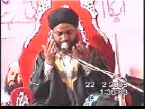 Hazrat maulana mohd hashim kanpuri speech at nehru nagar