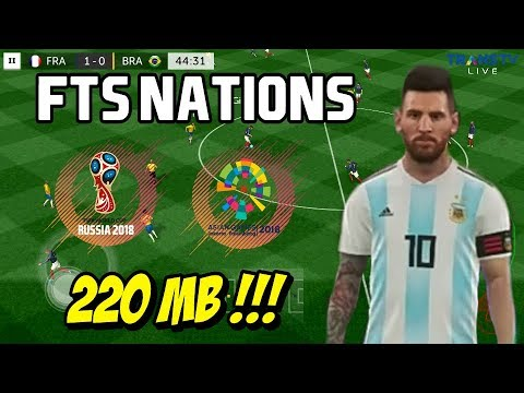 Download FTS Spesial World Cup & Asian Games 2018 [220 MB] | FTS Golu Nations