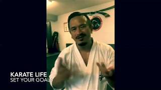 Karate Life - POD1 Stay Focused.