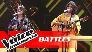 "Download Inggrid vs Jaqlien ""Zona Nyaman"" | Battles | The Voice Indonesia GTV 2018"