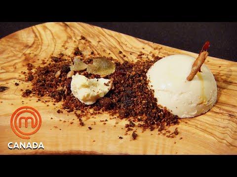 Beccy's Fallen Apple Finale Dessert | MasterChef Canada | MasterChef World