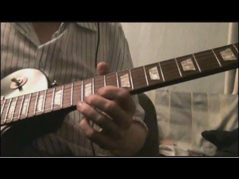 обработка песни под гитару