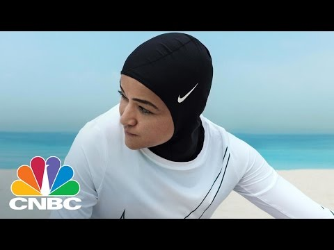 Nike Introduces Sports Hijab For 2018 Release | CNBC