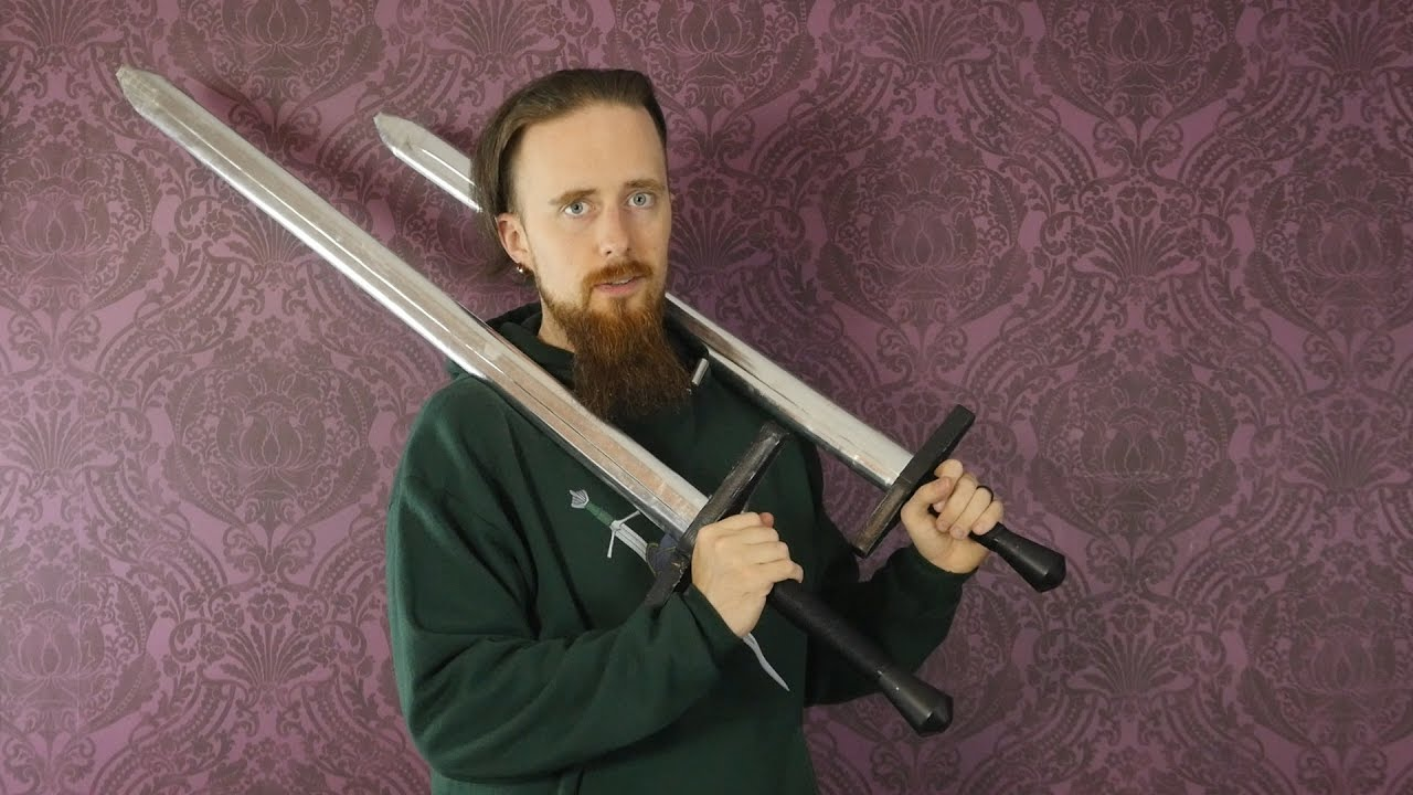 First Impression: EPW Padded Practice Swords for HEMA