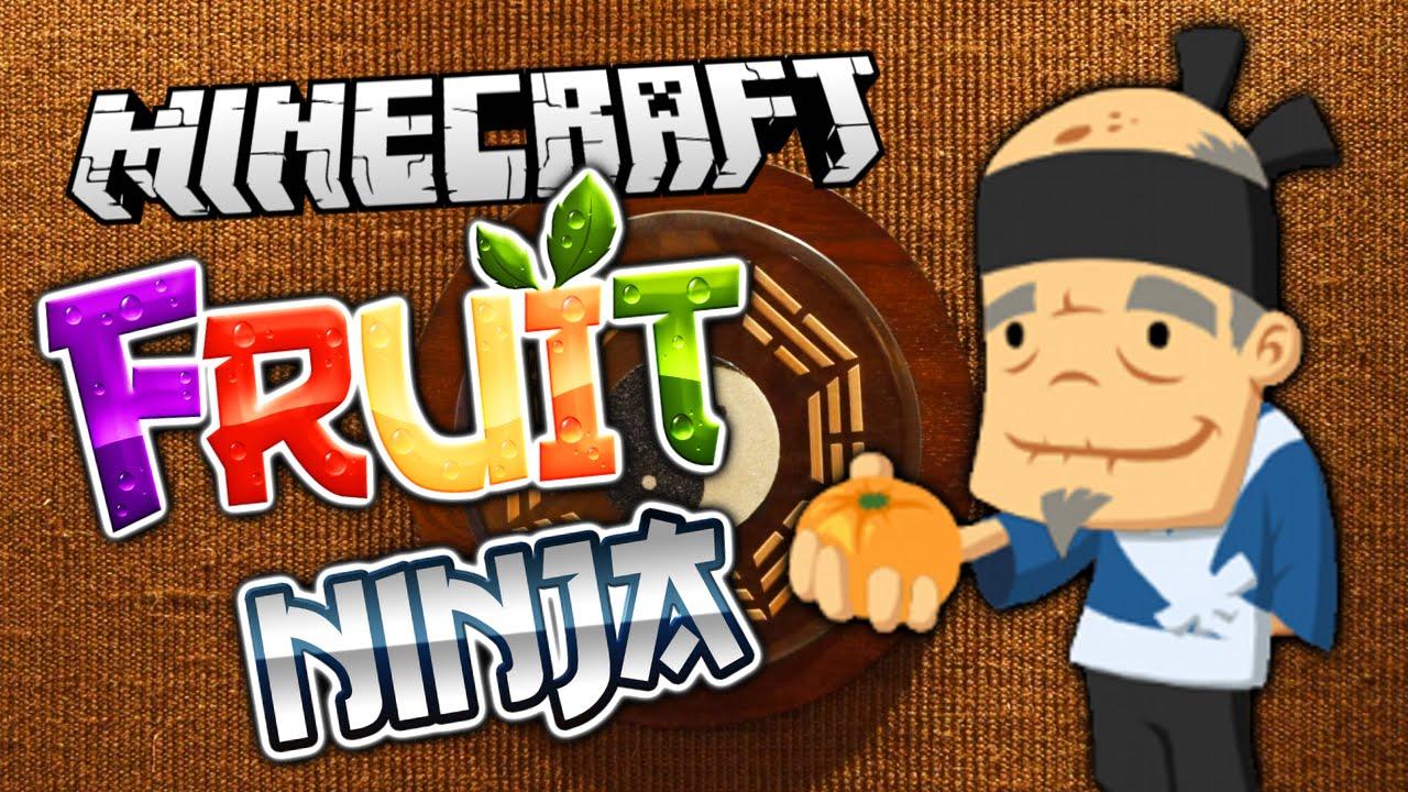 Fruit ninja 3d - Slice Fruit Dodge Tnt Customize Blade More Minecraft Fruit Ninja