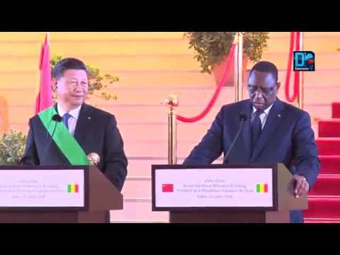 Macky Sall invite à s'inspirer de la Chine pour sortir du sous développement