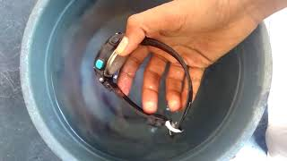 SONATA WATCH WATERPROOF TEST @+-#&.let we do practically #&₹&:₹-