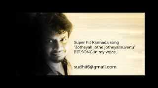 Download Hindi Video Songs - Jotheyali jothe jotheyali_Bit song in my voice_Sudhi