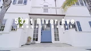 5301 River Avenue in Newport Beach, California