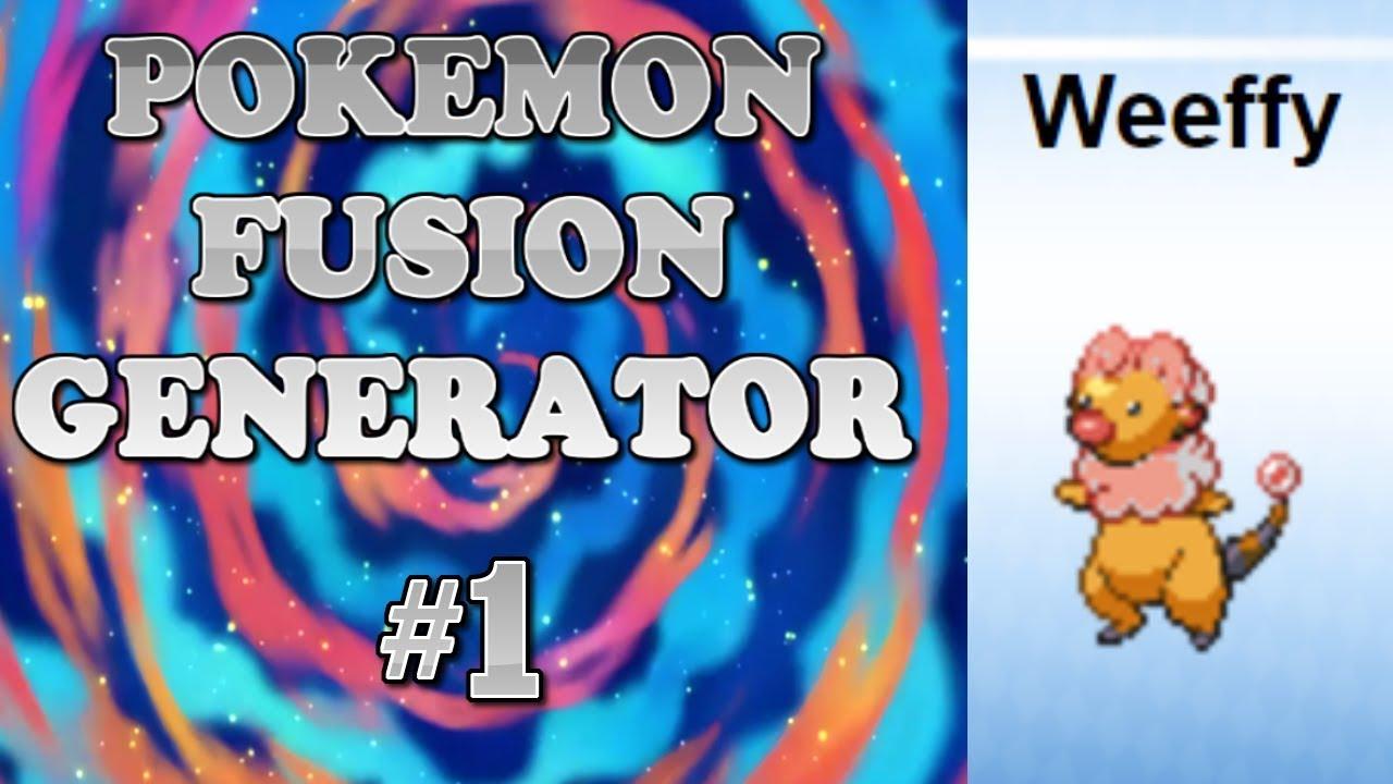 Pokemon Fusion Generator #1 - 150,000 FUSIONS!