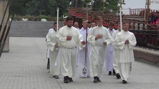 Pielgrzymka 2019 - Ave Maria,gratia plenaGdy klcz przed Tob