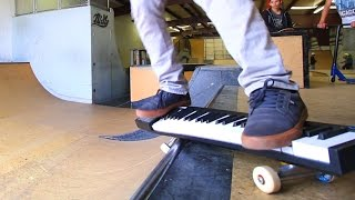 Skating A Keyboard
