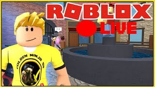 SHARK BITE | ROBLOX | 3 HR LIVE STREAM | JAILBREAK | MM2 | AND MORE!