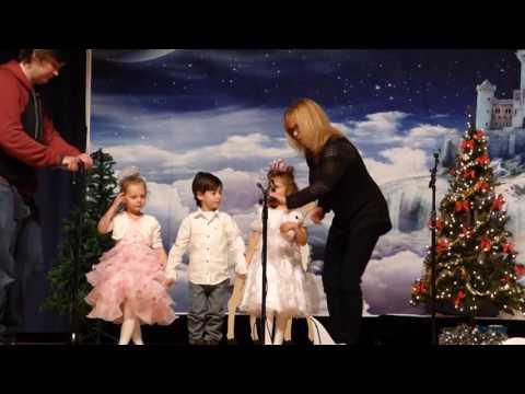 Singing Star Studio - Holiday Show - Little Kids - December 18. 2016