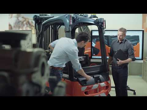 Innovative an user-friendly – Linde lithium-ion technology