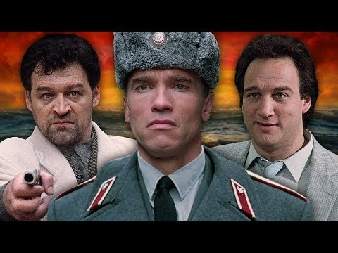 RED HEAT ⭐ Then And Now