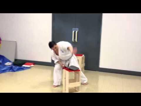 Sensei Alan Miller - Karate Jutsu Kai