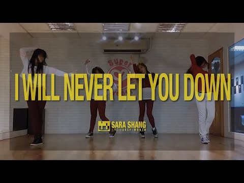 開始Youtube練舞:I Will Never Let You Down-Rita Ora | Dance Mirror