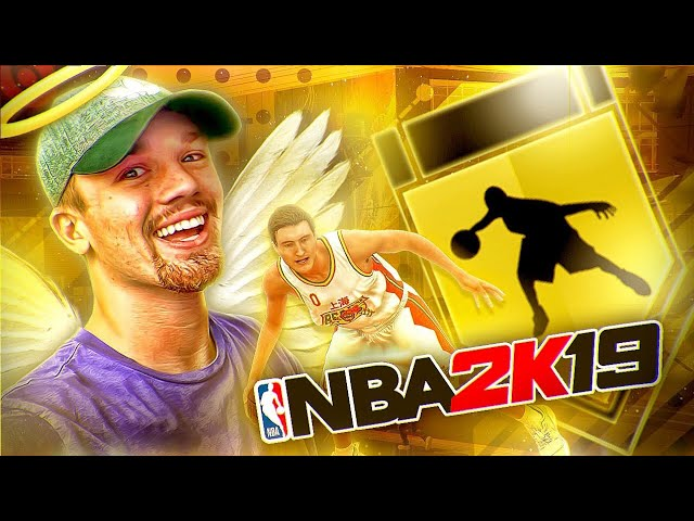 FIRST DRIBBLE G0D ON NBA 2K19 ???? I FOUND THE BEST DRIBBLE MOVES IN NBA 2K19!
