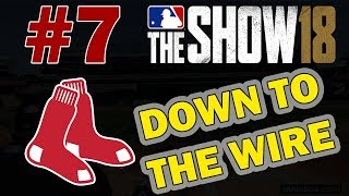 DOWN TO THE WIRE | BOSTON RED SOX FRANCHISE EPISODE 7