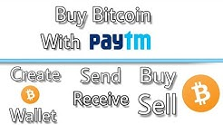 How To Buy Bitcoin With Paytm
