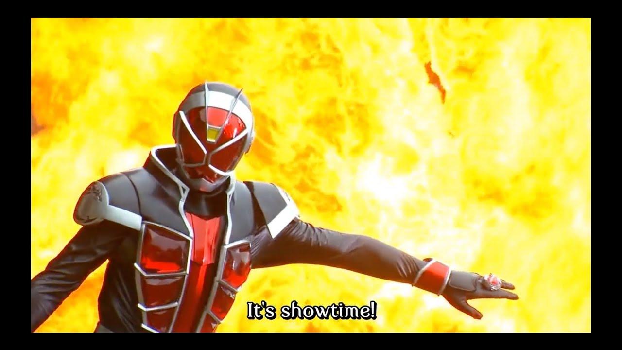 Kamen Rider Wizard Episode Previews