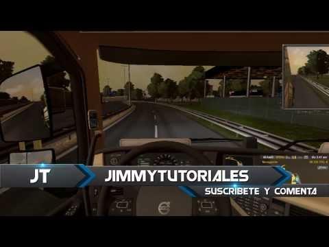 AÑADIR MUSICA AL EURO TRUCK SIMULATOR 2 | Escucha tu música favorita mientras conduces!