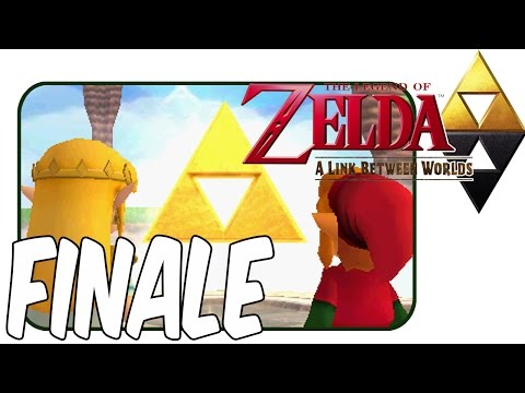 WHAT A TWIST! | The Legend of Zelda: A link Between worlds | FINALE