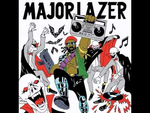 Major Lazer Workout Mix