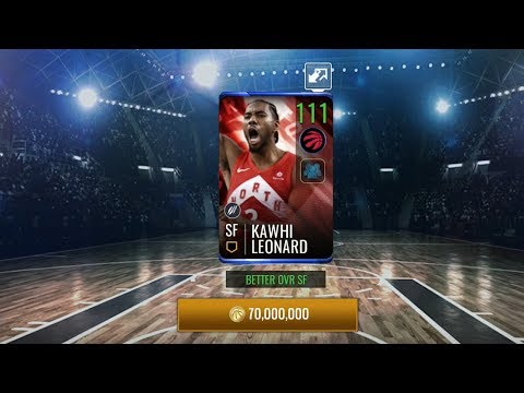 How A 70 Million Coin Card Plays In Nba Live Mobile