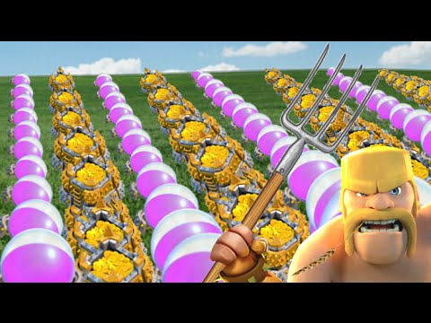 Clash of Clans Farming - Fundamentals For Finding the Loot!