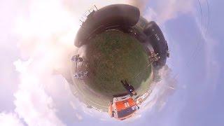 Видео 360: Учения МЧС России под Ногинском