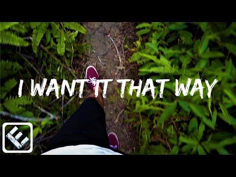 Backstreet Boys│I Want It That Way - Ashworth [Music Video 2018]