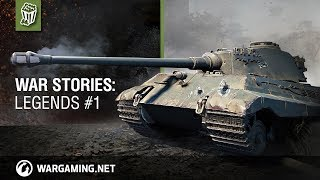War Stories: Legends #1